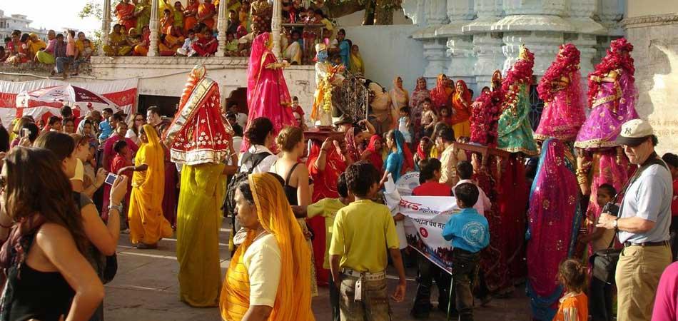 Rustik Travel Mewar festival
