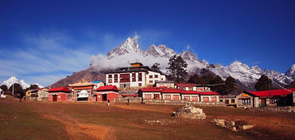 Everest_Base_Camp_Trek_Rustik_Travel_Tengboche_Monastery