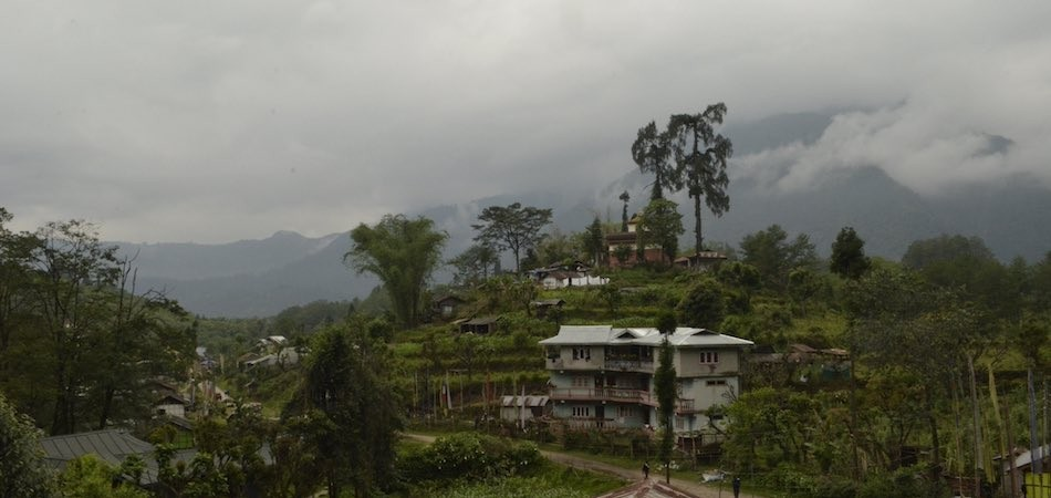 Sikkim on a Motorcycle
